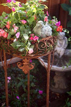 Great Container Flower Garden