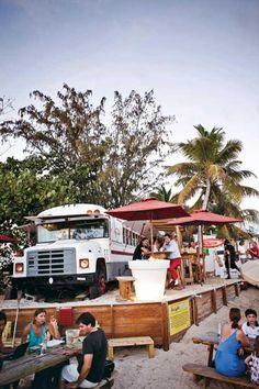 Fav Beach Bar of all time - Karakter SXM