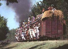世界の蒸気機関車<ネパール>