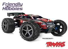 Traxxas E-Revo Brushless 5608 Radio Controlled Truck for sale online Best Remote Control Helicopter, Remote Control Cars, Razor Electric Scooter, Electric Motor, Best Scooter For Kids, Rc Off Road, Best Longboard, Rc Buggy