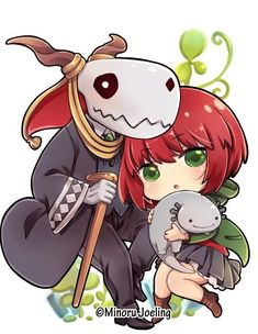 Chise and Elias