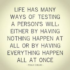 Please, let's!!! We need to remember that life is way too short to be stressed about every little thing.