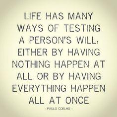 #life #inspiration #willpower