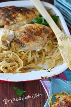 Wicked Chicken! My Most Popular Recipe.  This easy chicken meal is wicked good! Your family is going to love it and you are going to love just how easy it is to make!