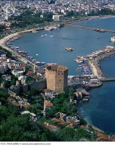 Alanya, Turkey t-u-r-k-i-y-e Places To Travel, Travel Destinations, Places To Visit, Places Around The World, Around The Worlds, Turkey Places, Alanya Turkey, Asia, World Cities