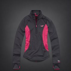 Hollister by Abercrombie and Fitch!New Womens Sport Sweatshirt Pink/Grey-Large Big Comfy Sweaters, Hollister Clothes, Sports Sweatshirts, Girls Hoodies, Workout Attire, Workout Gear, Workouts, Cool Outfits, Fashion Outfits