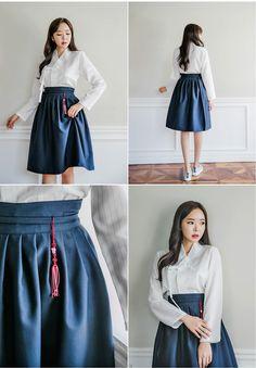 Modern hanbok (Korean traditional clothes)