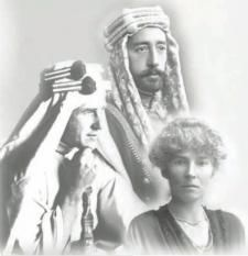 Gertrude Bell(1868-1926 Mountaineer, linguist, intrepid explorer & consummate stateswoman. Her extensive travels in Greater Syria, Mesopotamia, Asia Minor & Arabia made her an expert in languages & cultures. She helped establish the Hashemite dynasties in what is today Jordan as well as in Iraq, playing a major role in establishing & helping administer the modern state of Iraq, utilizing her travels & relations with tribal leaders in the Middle East.