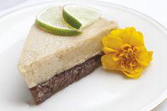 Raw-Food-Limettentorte: Dieser Nachtisch von Kimberly Snyder ist der Traum aller Limetten-Fans