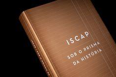 ISCAP: Sob o Prisma da História on Behance