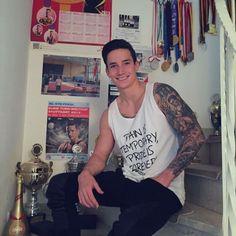 Marcel Nguyen / Germany / Athlete / Gymnastic/ gymnast