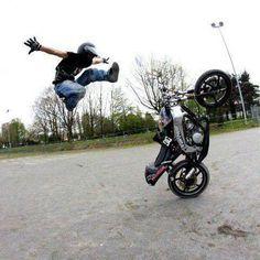 stuntrider