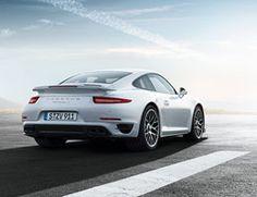Kraftstoffverbrauch/Emission* 911 Turbo Modelle: Kombiniert in l/100 km 9,7; CO2-Emissionen g/km 227.