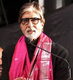 Amitabh Bachchan- love, love!