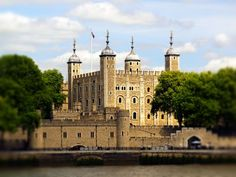 Tower of London - The only time the Tower of London's defenses were breached was in 1381. It wasn't an assault by an invading army either. A mob of angry peasants stormed the tower during the Peasant's Revolt and executed the Lord Chancellor and the Lord Treasurer.