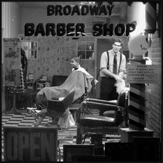 ... nyc retro barber shop tommy guns in nyc jake eller barber shop