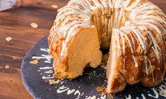 Monkey Bread Rezept: Kleine Hefekugeln, die in Zucker und Zimt gewälzt und mitMandeln gebacken werden - Soulfood am Morgen - Eins von 7.000 leckeren, gelingsicheren Rezepten von Dr. Oetker!