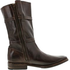 Bed Stu Women's Turn Mid-Calf Leather Boot