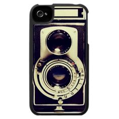 i phone case- vintage camera even though I don't have an iphone
