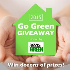 RNG - Go Green Giveaway 2015 SHARE