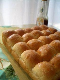 ちっちゃなメープルちぎりパン