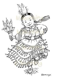 jingle dress Colouring Pages                                                                                                                                                     More