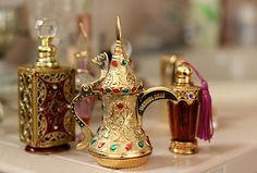 arabic perfume bottles