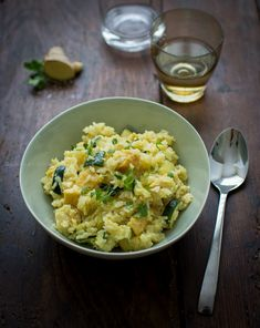 Riz au tofu courgette curry gingembre | Jujube en cuisine