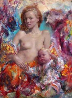 Women in art: Mago (Maurizio Goracci)