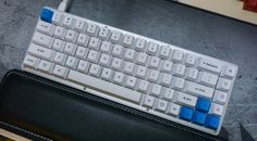 In search of typing perfection: Building a WhiteFox mechanical keyboard