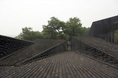Gallery of China Academy of Arts' Folk Art Museum / Kengo Kuma & Associates - 6