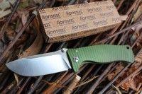 Lionsteel SR1 Aluminium Green Sr1, Survival Knife, Knives, Italy, Green, How To Make, Italia, Rescue Knife, Knifes