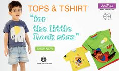 Glam up your little Rock stars!!!