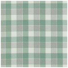 Harlequin Delphine Remi Check seaglass. Cover for a bedroom chair?