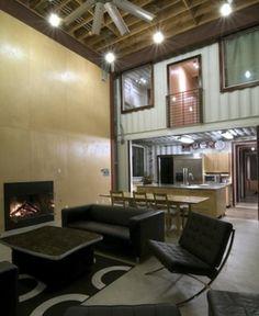 Redondo Beach House, demaria designs, shipping container house