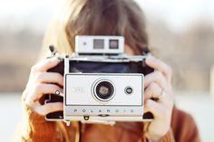 this polaroid camera.