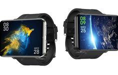 Conheça o relógio que é mais potente (e barato) que seu celular Smartwatch, Quad, Samsung Galaxy, Android, Electronics, Gadgets, Watches, Smart Watch, Tela
