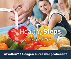 Healthy Steps Academy biedt mensen de manier om tot een allesomvattende verandering van leefstijl te komen. Het combineert de expertise van 20 jaar onderzoek door vooraanstaande universiteiten binnen een bewezen concept. Dat alles bij elkaar stelt men in staat om het gewicht op een gezonde manier in balans te brengen en te houden.