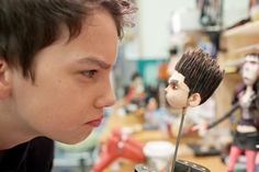 The Technical Triumph And Torment Of Paranorman's 3-D-Printing-Driven Animation Process