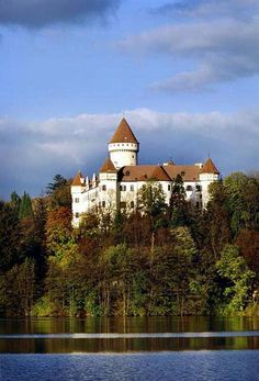 Konopiště, Czech Republic (parts of The Illusionist were filmed here)