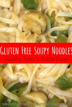 Gluten Free Yummy Meal !Guilt Free Indulgence!