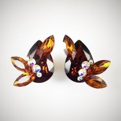 Náušnice Dance, Crystals, Rings, Jewelry, Decor, Dancing, Jewlery, Decoration, Jewerly