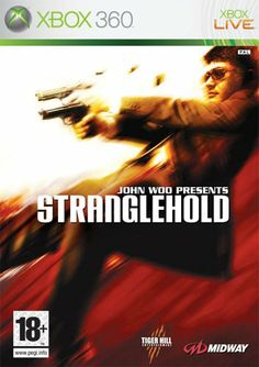 Stranglehold (Xbox 360) - http://www.cheaptohome.co.uk/stranglehold-xbox-360/?utm_source=PN&utm_medium=Video+Games&utm_campaign=SNAP%2Bfrom%2BBestseller  Stranglehold (Xbox 360) Short Description   Hyper-Stylized Action: Stranglehold allows gamers to play a John   Woodirected action blockbuster movie. Dual-wielding, stunt-laden gunplay   combined with massive destructible environments ensures that Stranglehold   will be a true tour-de-force. The environmental interactivity a
