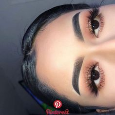 Gorgeous Makeup: Tips and Tricks With Eye Makeup and Eyeshadow – Makeup Design Ideas Makeup Eye Looks, Blue Eye Makeup, Eye Makeup Tips, Cute Makeup, Eyebrow Makeup, Gorgeous Makeup, Pretty Makeup, Makeup Goals, Skin Makeup