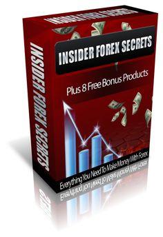 Insider Forex Secrets Package