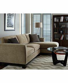 Kenton Fabric Sectional Living Room Furniture Collection   Furniture    Macyu0027s