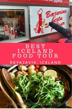 There is nothing more exciting than experiencing the local cuisine when traveling. We decided what better way to try all the local, authentic Icelandic food than to join a local foodie tour run by local foodies. We joined the Wake-Up Reykjavik Food Tour, voted as the number one tour in Iceland, to experience all the local delicacies. #ICELAND #FOODIE #REYKJAVIK |WHERE TO EAT| WHAT TO EAT| EAT LOCAL