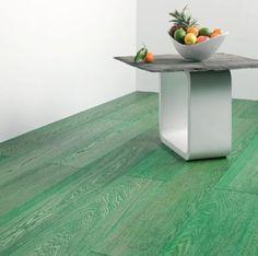 Atkinson & Kirby Concept II Emerald Green Elite Engineered Floor 15mm Thick. www.woodflooringsupplies.co.uk