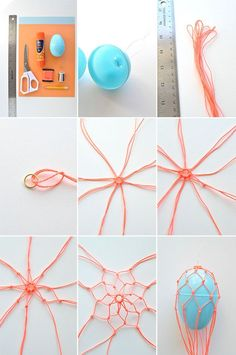 Easter Egg Hot Air Balloons http://snowdropandcompany.blogspot.ca/2014/04/easter-egg-hot-air-balloons.html: