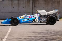 1972 Matra MS-120C - Formula One